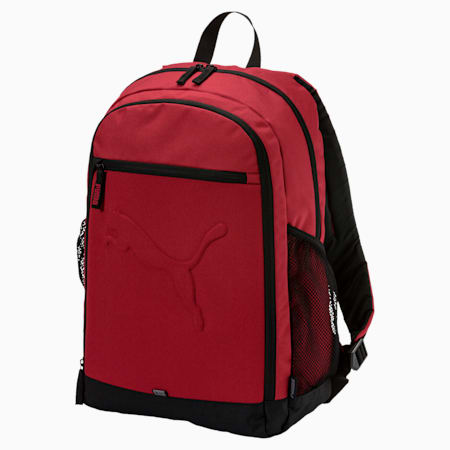 Buzz Backpack, Red Dahlia, small-SEA