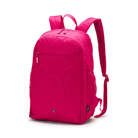 Buzz Reflective Durabase Backpack, Beetroot Purple, small-IND