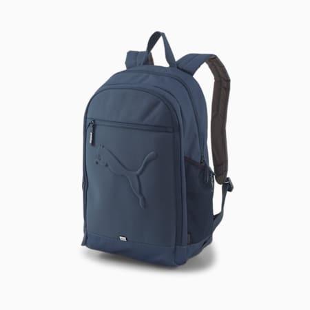 PUMA Buzz Reflective Unisex Durabase Backpack, Dark Denim, small-IND