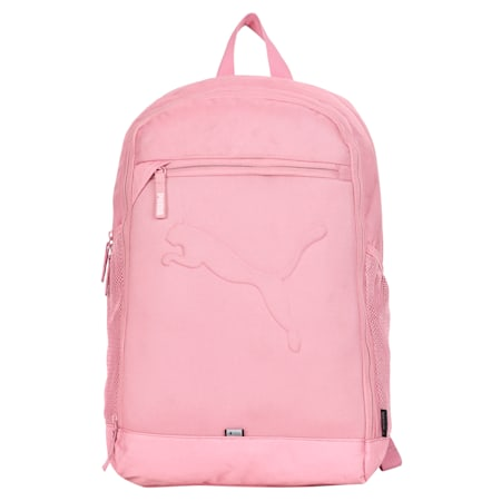 PUMA Buzz Reflective Unisex Durabase Backpack, Foxglove, small-IND