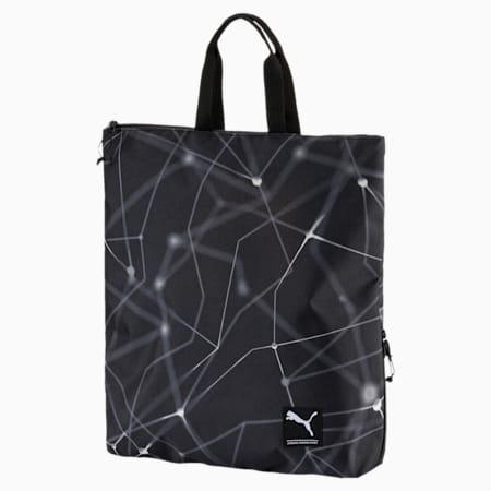 Academy Backpack II, Puma Black-galaxy, small-IND