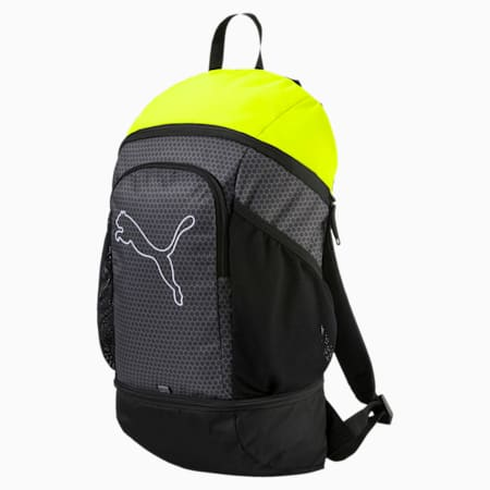 Echo Backpack, Asphalt-Safety Yellow, small-IND
