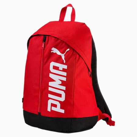 Pioneer Backpack II, High Risk Red, small-SEA