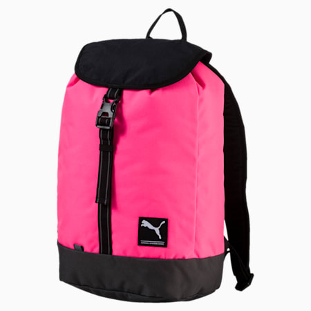 Academy Backpack, KNOCKOUT PINK, small-IND