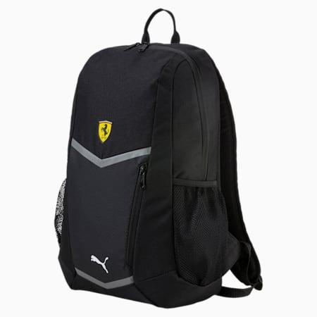Ferrari Unisex Backpack, Puma Black, small-IND