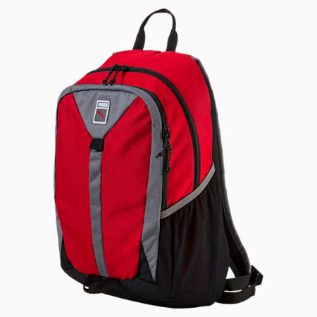 Stance Evolution Backpack, Barbados Cherry-QUIET SHADE, small-IND