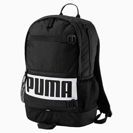 Deck Backpack, Puma Black, small-SEA