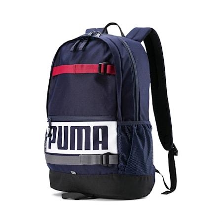 Deck Backpack, Peacoat, small-SEA