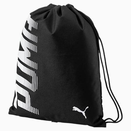 Bolsa Pioneer Gym Sack, Puma Black, small