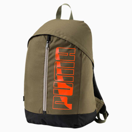 Pioneer Backpack II, Olive Night, small-IND