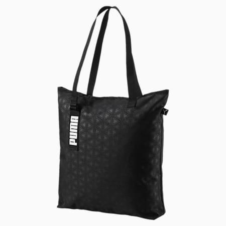 Core Active Shopper, Puma Black-graphic, small-SEA