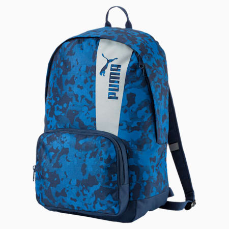 Core Style Backpack, Blue Depths-Lapis Blue, small-IND