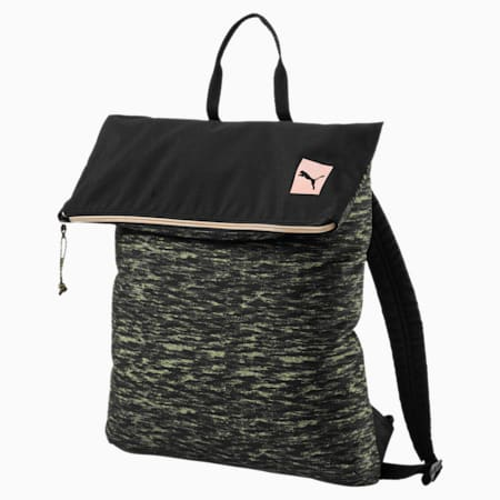 Prime Street Backpack, Puma Black-Avocado, small-IND