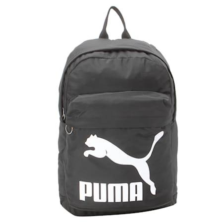 Originals Backpack, Puma Black, small-IND