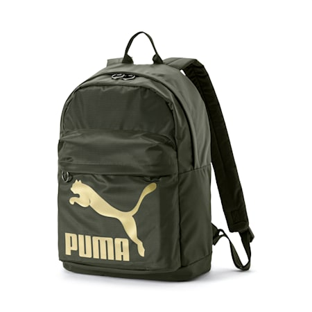 Originals Backpack, Forest Night-Gold, small