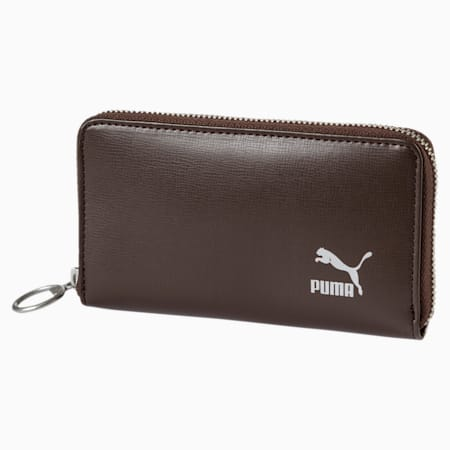 Originals East-West-Wallet, Chocolate Brown, small-IND