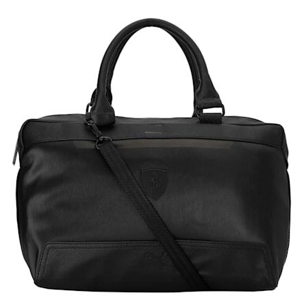 Ferrari Women's Handbag, Puma Black, small-IND