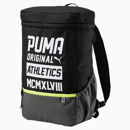 Sole Backpack Plus, Puma Black-Puma White, small-IND