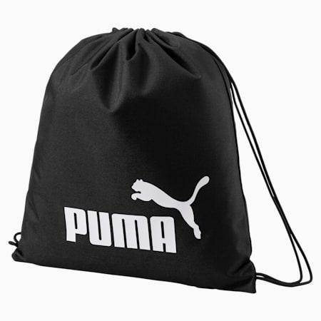 Phase Gym Bag, Puma Black, small