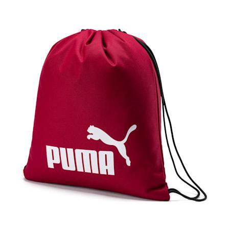 Phase Gym Bag, Rhubarb, small