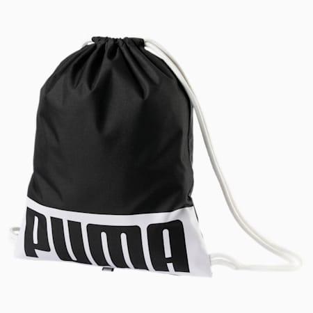 PUMA Deck Gym Sack, Puma Black, small