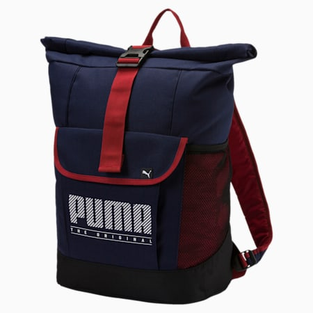 Sole Backpack Plus, Peacoat, small
