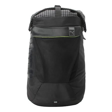 Urban Training Rolltop Bag, Puma Black, small-IND