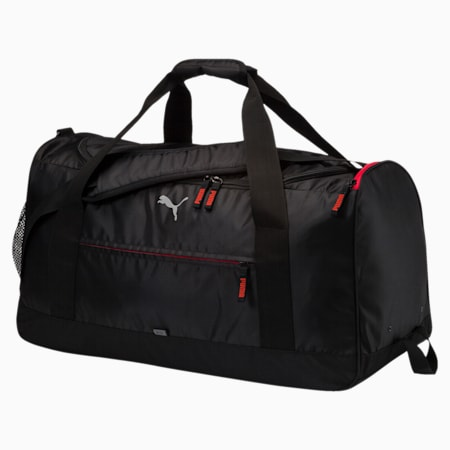 Golf Duffel Bag, Puma Black, small-SEA