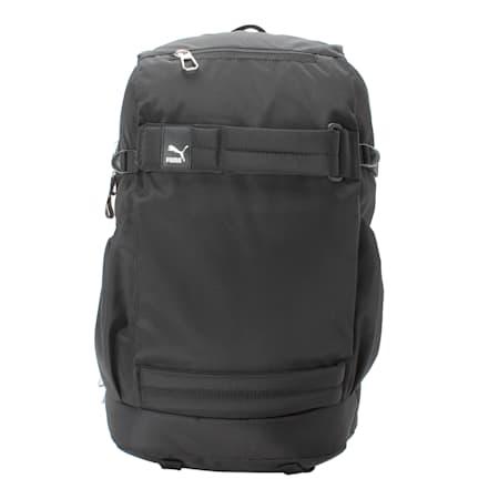 Evo Blaze Street Backpack, Puma Black, small-IND