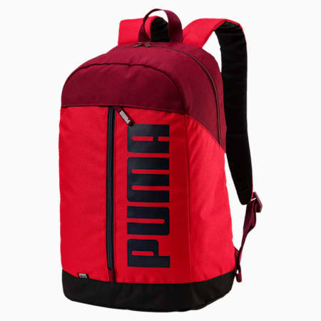 Pioneer Backpack II, Ribbon Red, small-IND
