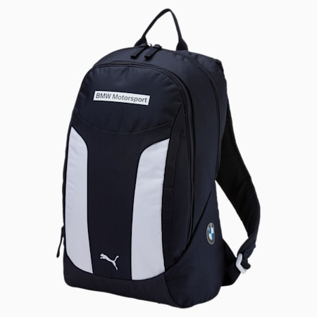 BMW Motorsport Backpack, Team Blue-Puma White, small-IND