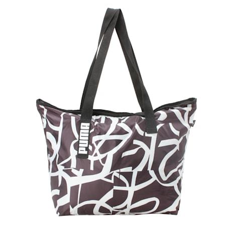 Core Active Shopper, Puma Black-Puma White-AOP, small-IND