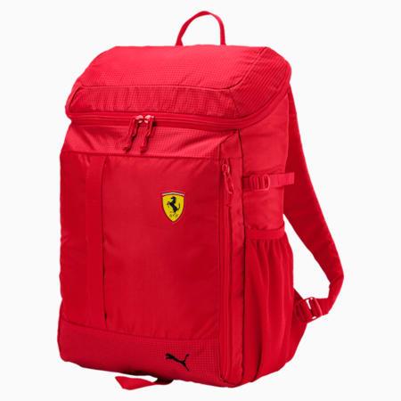 Ferrari Fan Rucksack, rosso corsa-Puma Black, small