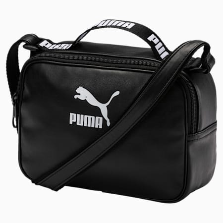 Prime Mini Reporter Bag En Pointe, Puma Black-Puma White, small-SEA
