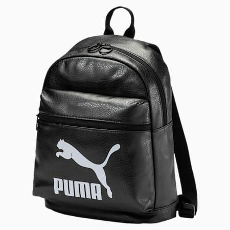 Prime Backpack Metallic, Puma Black-metallic, small-SEA