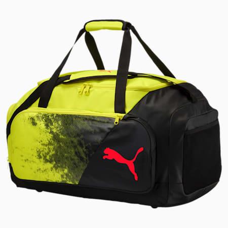 Liga Medium Bag, Fizzy Yellow-Black-Red Blast, small