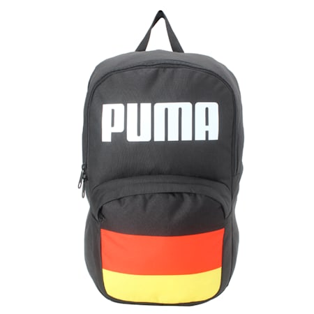 World Cup non-lic Backpack, Puma Black-(Germany), small-IND