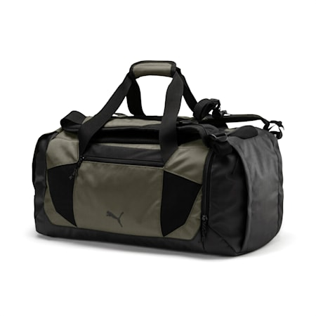 Energy 2-in-1 Backpack, Forest Night-Puma Black, small-IND