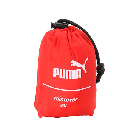 Puma Packable Rain Cover, Puma Red, small-IND