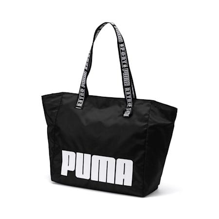 Women's Prime Street Large Shopper, Puma Black, small