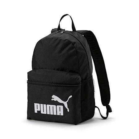 プーマ フェイズ バックパック 22L, Puma Black, small-JPN