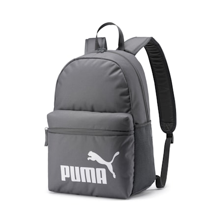 PUMA Phase Unisex Backpack, CASTLEROCK, small-IND