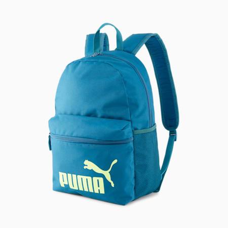 Phase Backpack, Digi-blue, small-IND