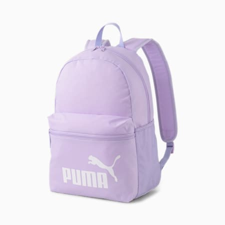 PUMA Phase Unisex Backpack, Light Lavender, small-IND