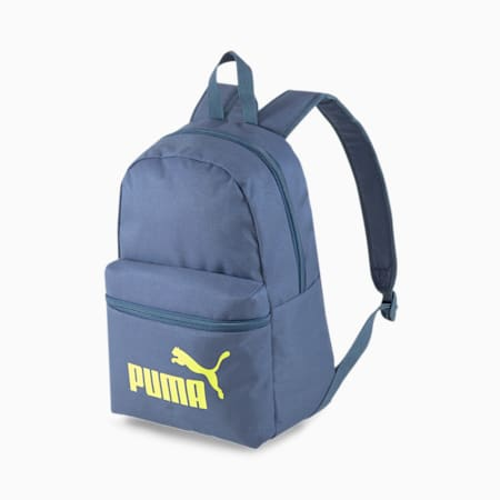 Phase Small Backpack, Dark Denim, small-SEA
