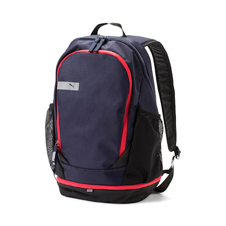 Vibe Backpack, Peacoat, small-IND