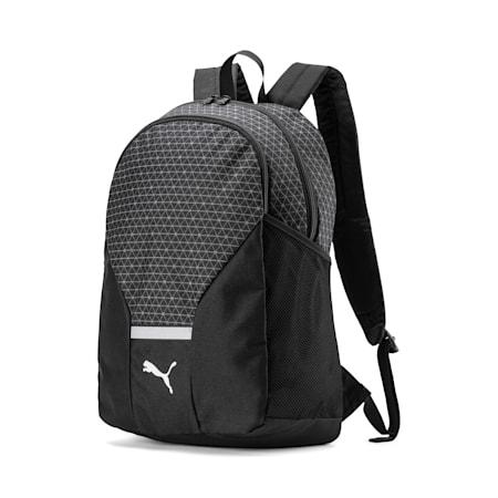 Beta Backpack, Puma Black-CASTLEROCK, small-IND