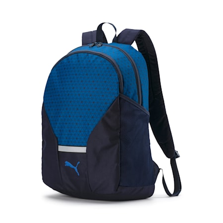 Beta Backpack, Galaxy Blue-Peacoat, small-IND