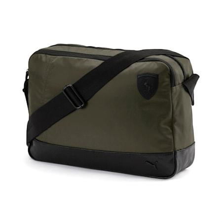 Ferrari Lifestyle Reporter Bag, Forest Night, small-SEA