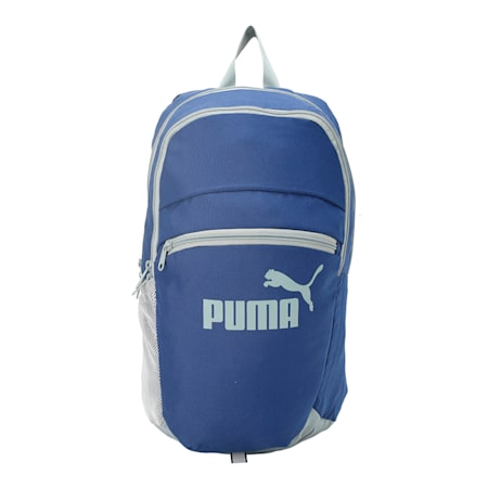 PUMA Tric Backpack, Blue Depths-Quarry, small-IND